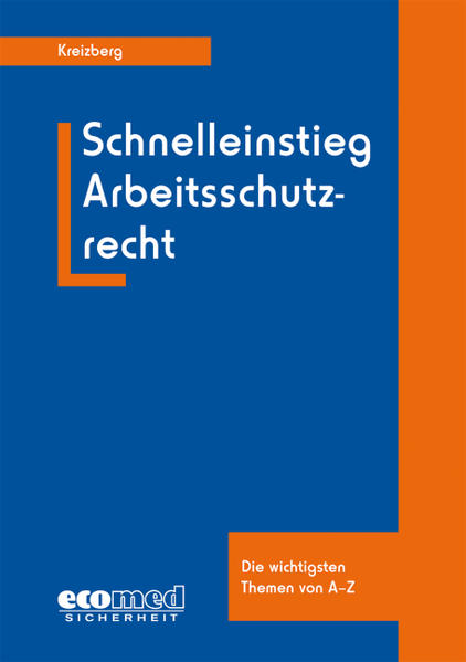 Kostenloses PDF-Buch Schnelleinstieg Arbeitsschutzrecht