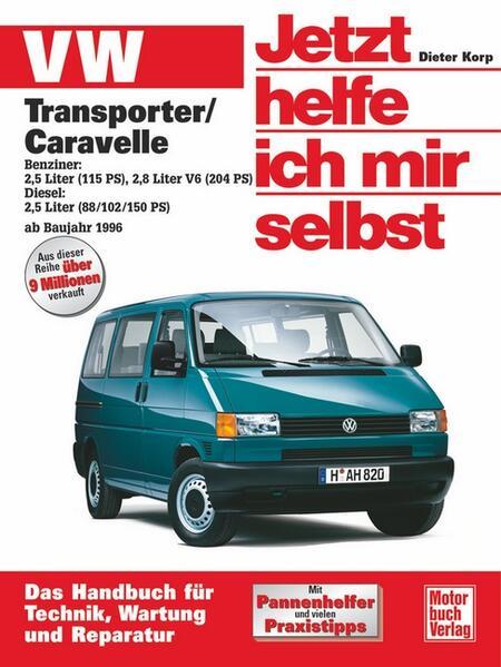 """VW Transporter T4 / Caravelle"" - 978-3613021921 von Dieter Korp PDF iBook EPUB"