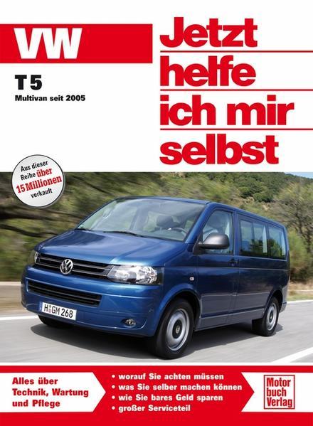 VW Transporter T5 / Multivan - Coverbild