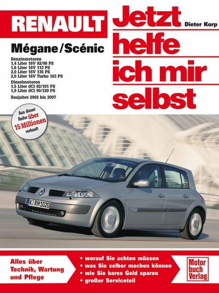 Renault Mégane / Scénic - Coverbild