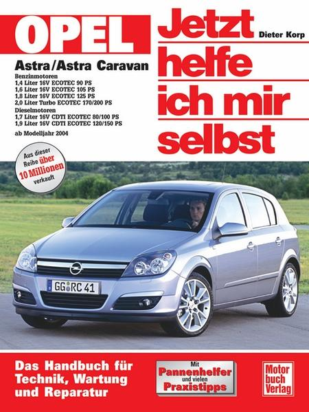 Opel Astra H - Coverbild