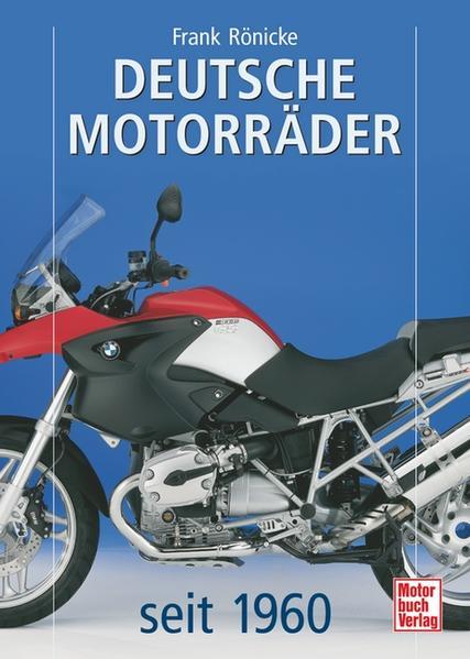 Deutsche Motorräder - Coverbild
