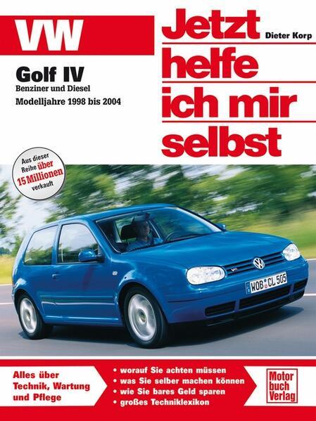 VW Golf IV - Coverbild