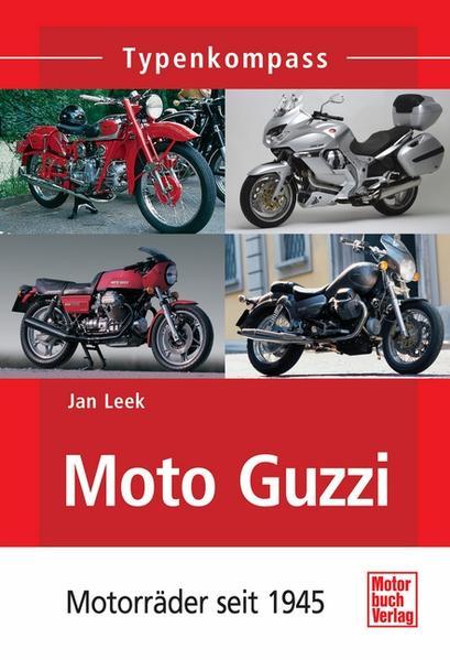 Moto Guzzi - Coverbild