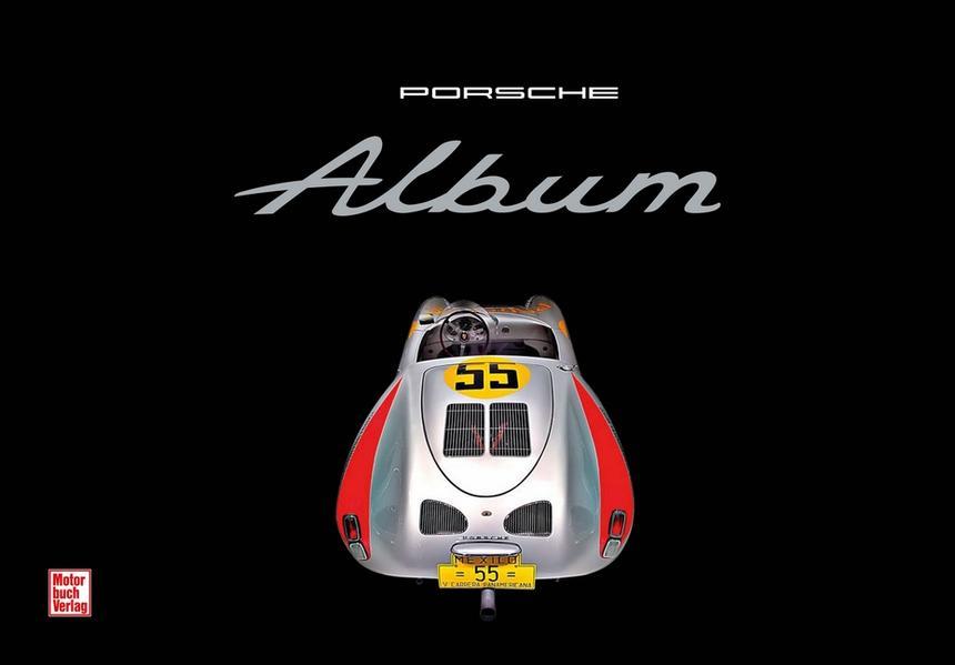 Porsche Album  - Coverbild