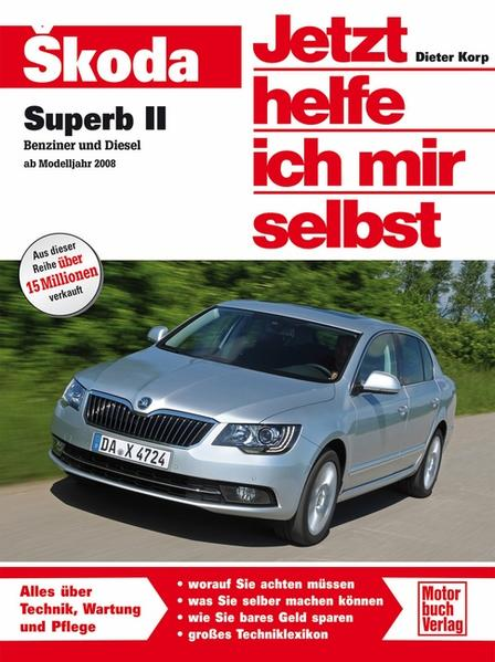 Skoda Superb - Coverbild