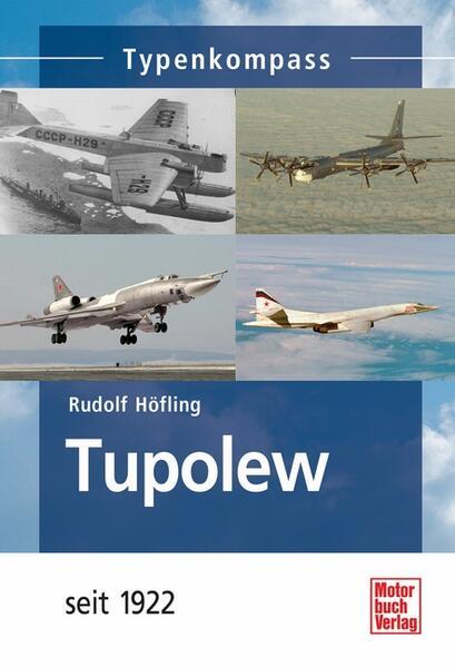 Tupolew - Coverbild