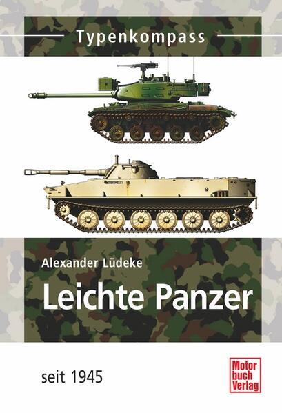 Leichte Panzer und Jagdpanzer - Coverbild