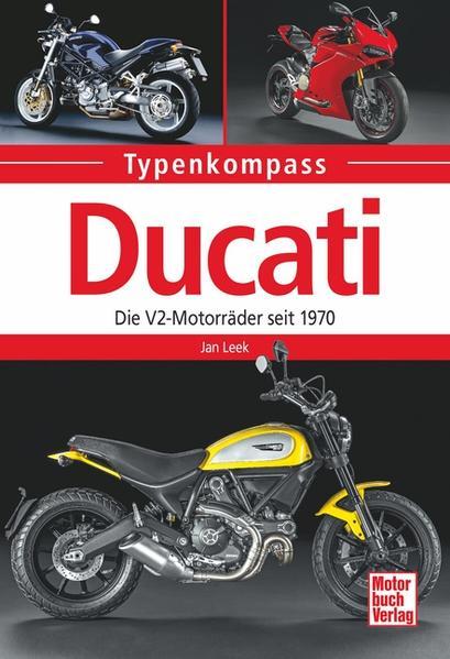 Ducati - Coverbild