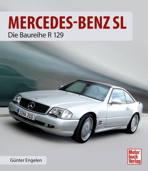 Mercedes-Benz SL - Coverbild