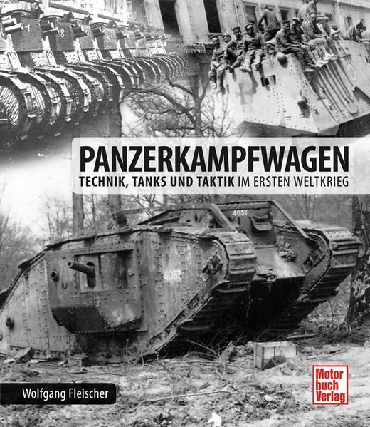 Panzerkampfwagen - Coverbild