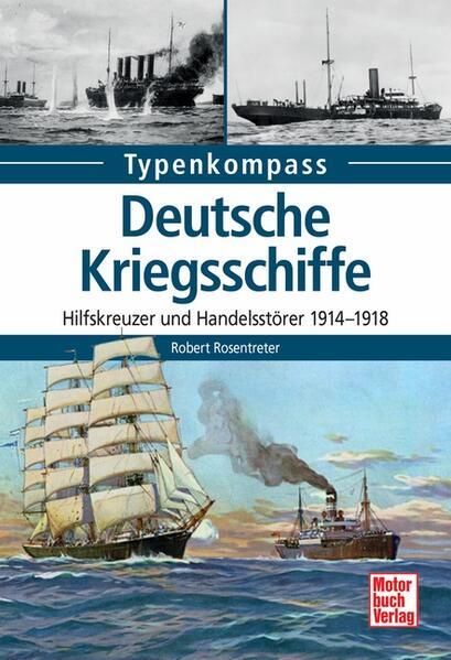 Deutsche Kriegsschiffe - Coverbild