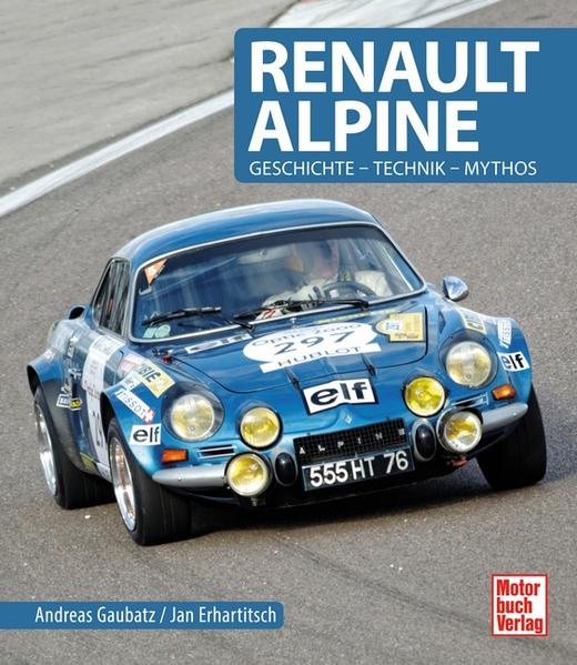 Renault Alpine  - Coverbild