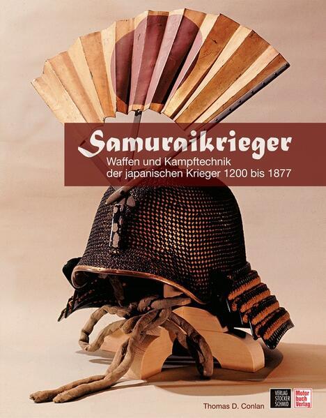 Samuraikrieger - Coverbild