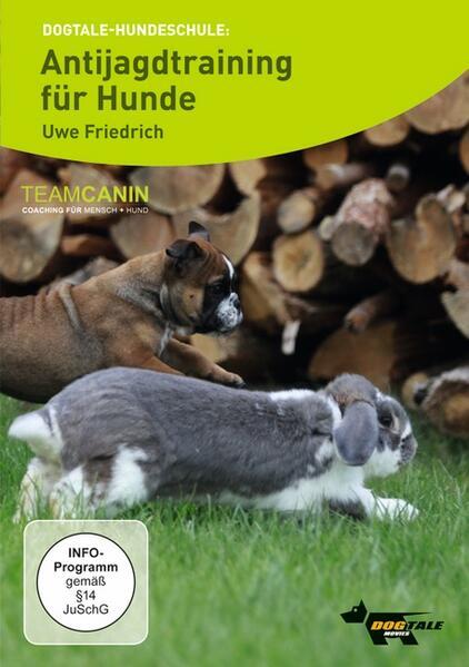 DVD - Antijagdtraining für Hunde - Coverbild