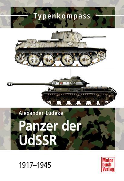 Panzer der UdSSR - Coverbild