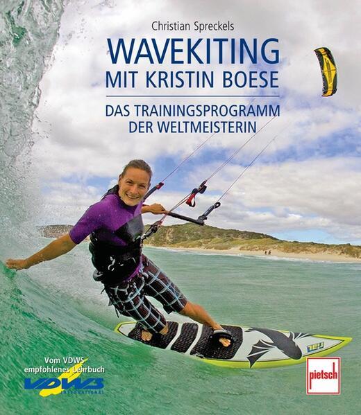 Wavekiting mit Kristin Boese - Coverbild