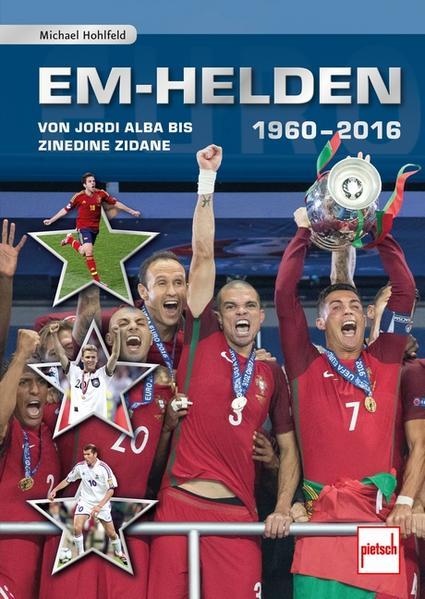 EM-Helden 1960-2016 - Coverbild