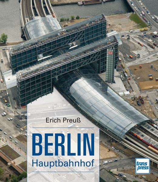 Berlin Hauptbahnhof - Coverbild