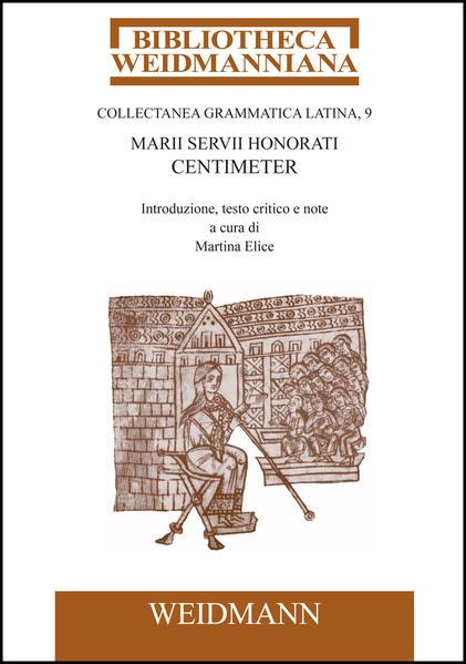Marii Servii Honorati Centimeter - Coverbild