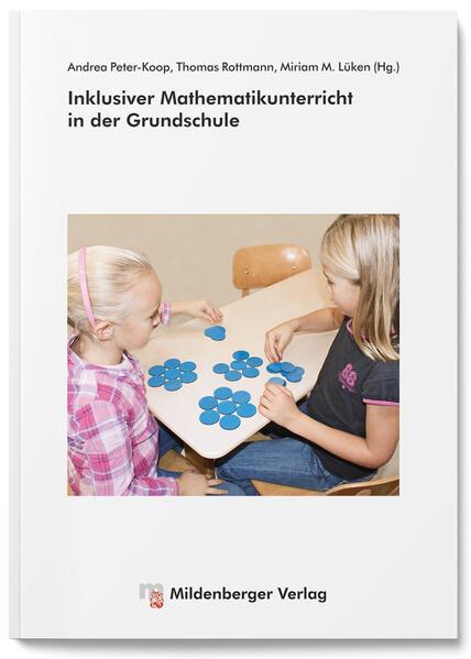 Inklusiver Mathematikunterricht in der Grundschule - Coverbild