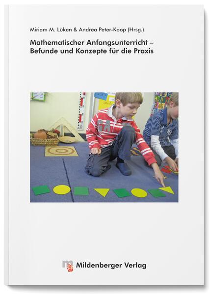 Mathematischer Anfangsunterricht – Befunde und Konzepte für die Praxis - Coverbild