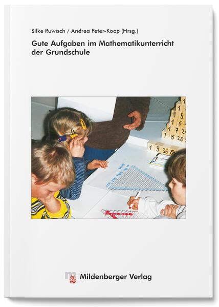 Gute Aufgaben im Mathematikunterricht der Grundschule - Coverbild
