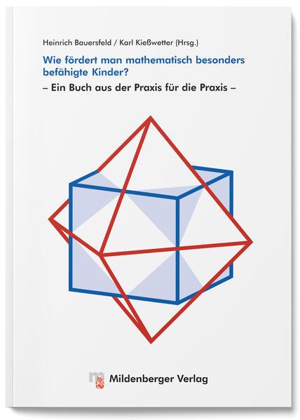 Wie fördert man mathematisch besonders befähigte Kinder? - Coverbild