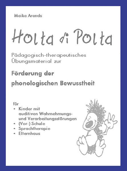 Holta di Polta – Förderung der phonologischen Bewusstheit - Coverbild