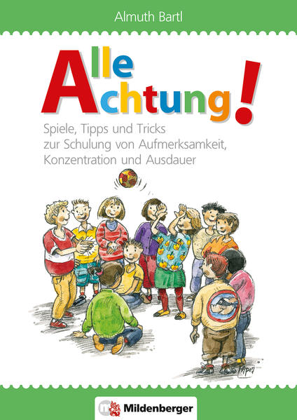 Alle Achtung! - Coverbild