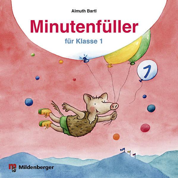 Minutenfüller Klasse 1 - Coverbild