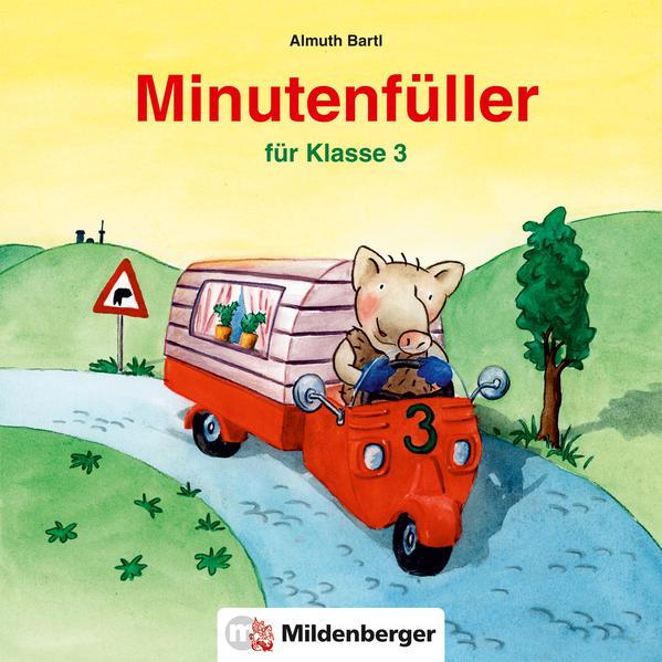 Minutenfüller Klasse 3 - Coverbild