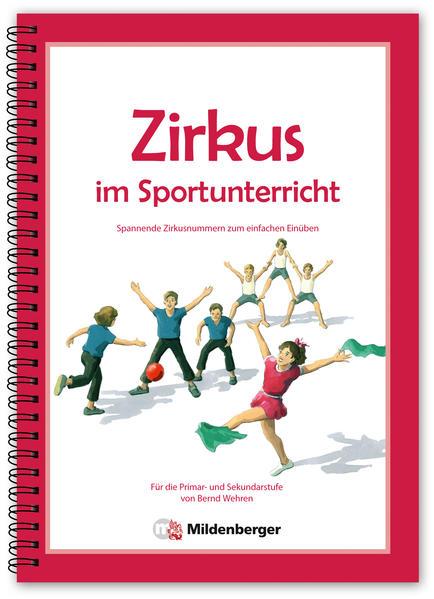 Zirkus im Sportunterricht - Coverbild