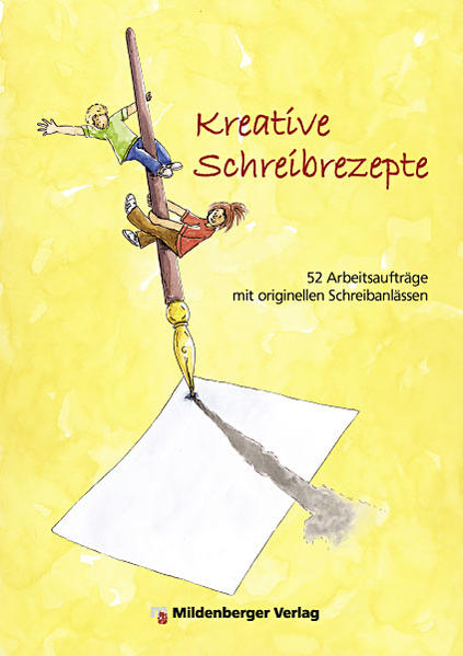 Kreative Schreibrezepte - Coverbild