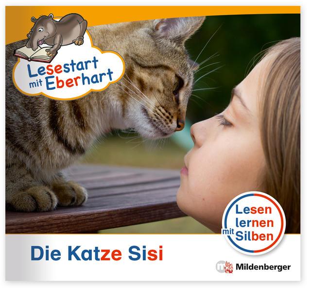 Lesestart mit Eberhart - Die Katze Sisi - Coverbild