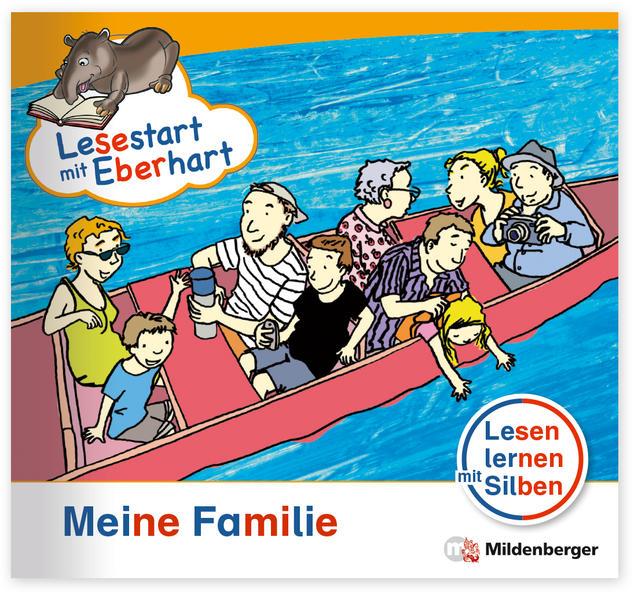Lesestart mit Eberhart - Meine Familie - Coverbild