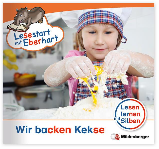 Lesestart mit Eberhart - Wir backen Kekse - Coverbild