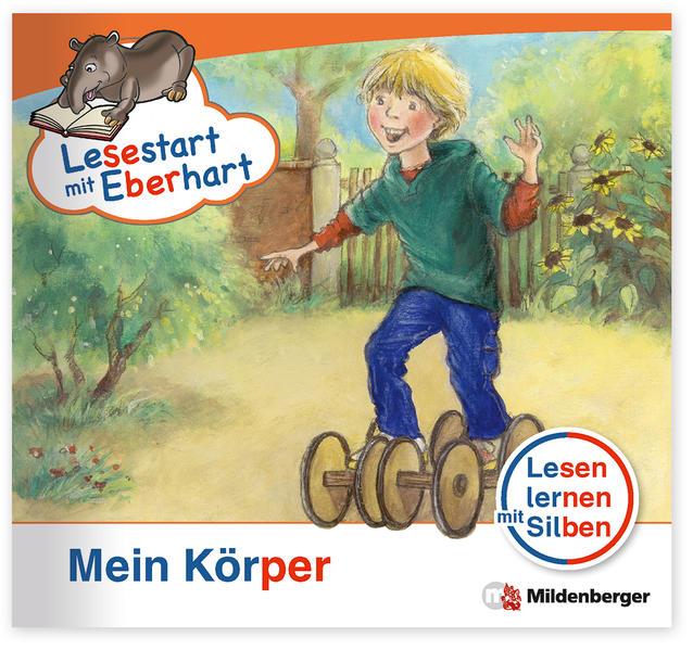 Lesestart mit Eberhart - Mein Körper - Coverbild