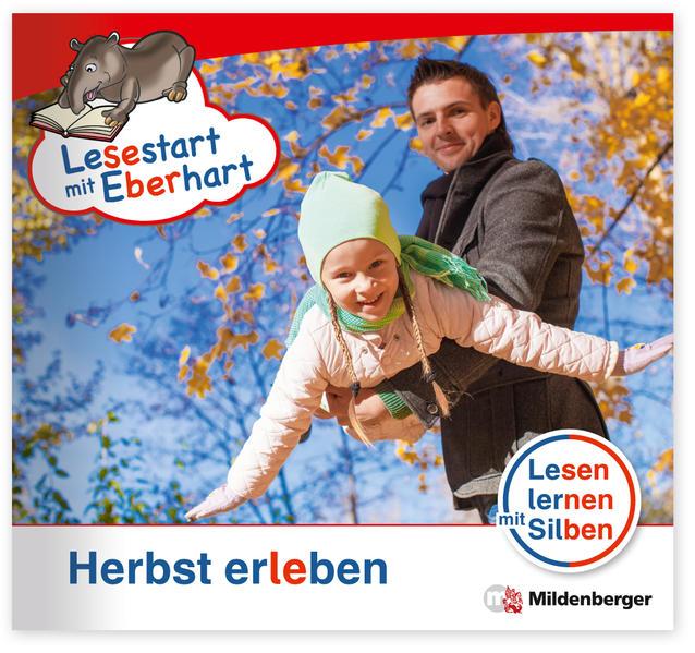 Lesestart mit Eberhart - Herbst erleben - Coverbild