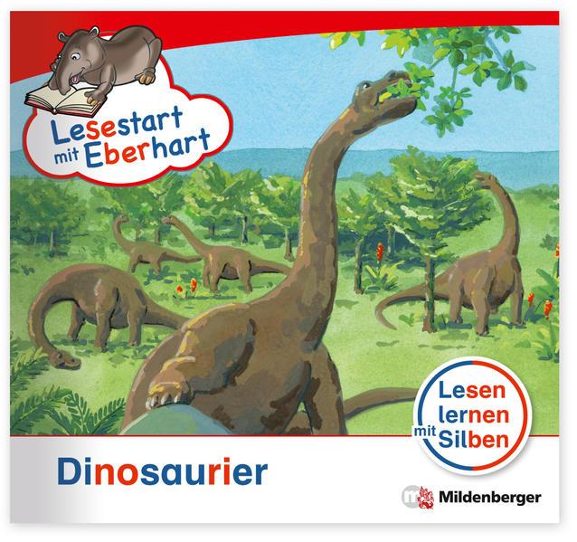 Lesestart mit Eberhart - Dinosaurier - Coverbild