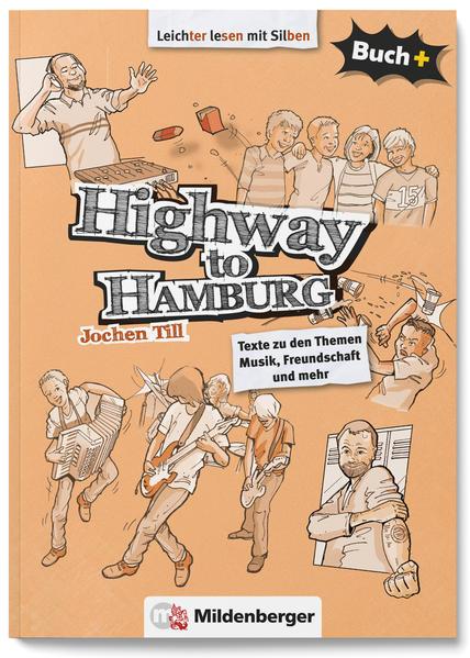 Buch+: Highway to Hamburg – Schülerbuch - Coverbild