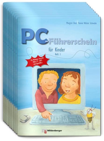 PC-Führerschein für Kinder - Coverbild