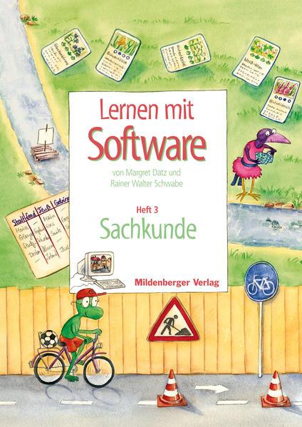 Lernen mit Software / Lernen mit Software - Coverbild