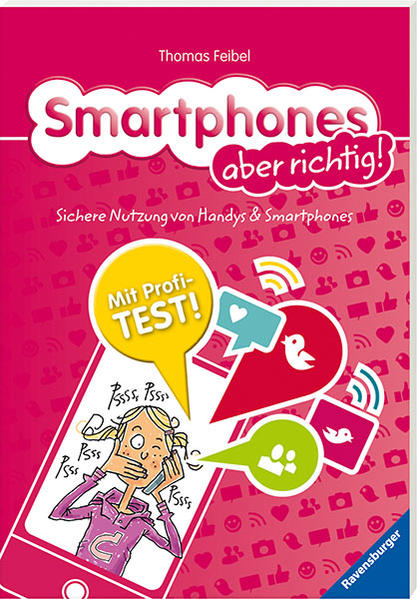 Smartphones aber richtig! - Coverbild