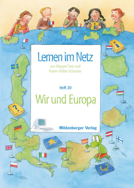 Lernen im Netz / Lernen im Netz - Coverbild