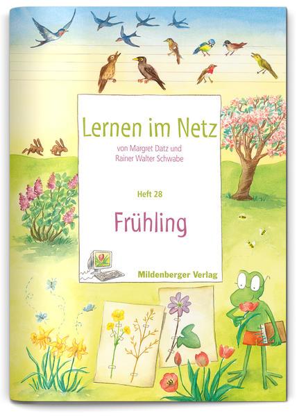 Lernen im Netz - Heft 28: Frühling - Coverbild