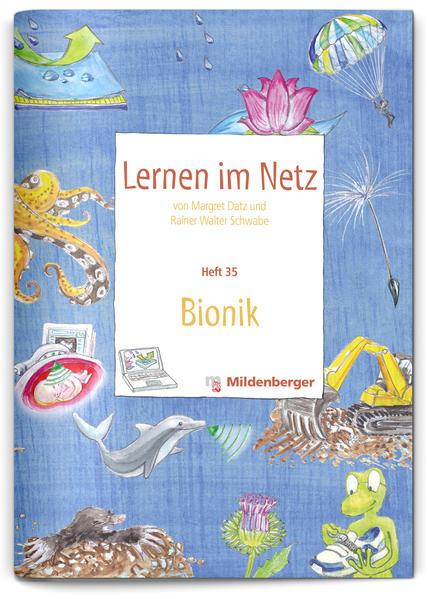 Lernen im Netz / Lernen im Netz - Heft 35: Bionik - Coverbild