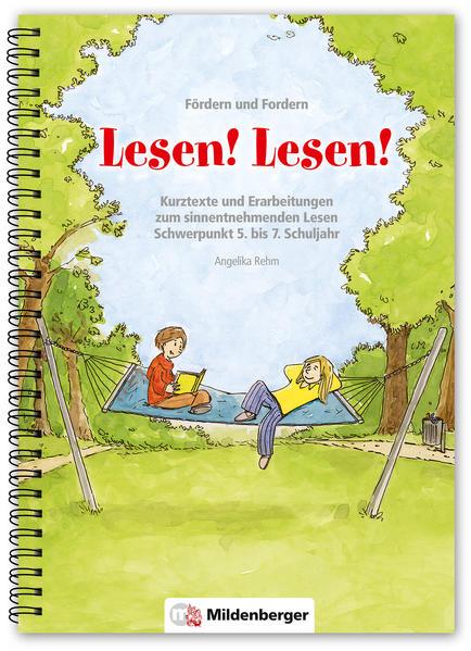 Fördern und Fordern – Lesen! Lesen! 5 – 7 - Coverbild