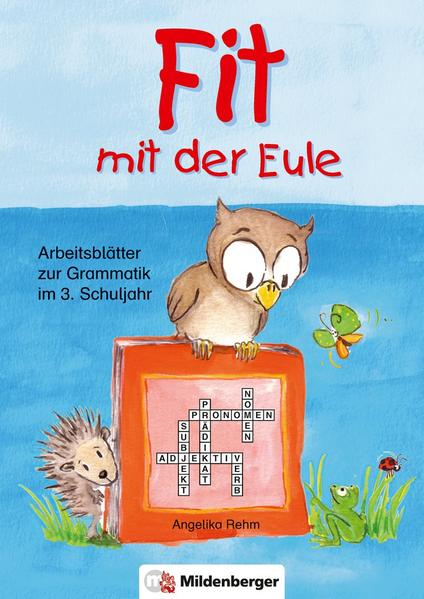 Fit mit der Eule 3 - Coverbild