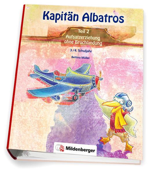 Kapitän Albatros - Coverbild